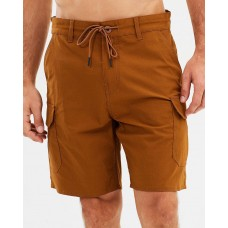 Brixton Men Transport Cargo Shorts An essential item in the closet BR786AA88BTJ LKMSNSV