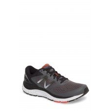 Men 840v4 Running Shoe Comfortable feet make you a gentleman Dark Grey HIIAJNP