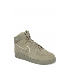 Men Air Force 1 High '07 LV8 Suede Sneaker Comfortable feet make you a gentleman Dark Stucco/ Twilight Marsh UEHOMAV
