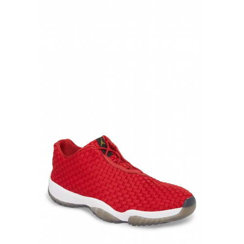 Men Air Jordan Future Woven Sneaker Comfortable feet make you a gentleman Black/ Black YXYPNND