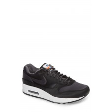 Men Air Max 1 SE Sneaker Comfortable feet make you a gentleman Black/ Anthracite/ White SNGERAX