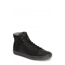 Men 'Porter' High Top Sneaker Comfortable feet make you a gentleman Phantom Leather HEXQJLR