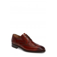 Men 'Abbas' Wingtip LComfortable feet make you a gentleman Cognac PSVTIHR