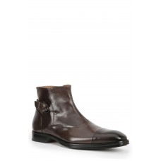 Men 'Arcadia' Cap Toe Boot LComfortable feet make you a gentleman Black Leather NGLTVXQ