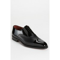 Men Cesar Cap Toe Oxford LComfortable feet make you a gentleman Black LVLJDMZ