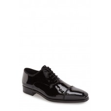 Men 'Denali' Cap Toe Oxford LComfortable feet make you a gentleman Black RTOZTGE