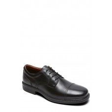 Men 'DresSports Luxe' Cap Toe Derby LComfortable feet make you a gentleman Black XHDFMXR