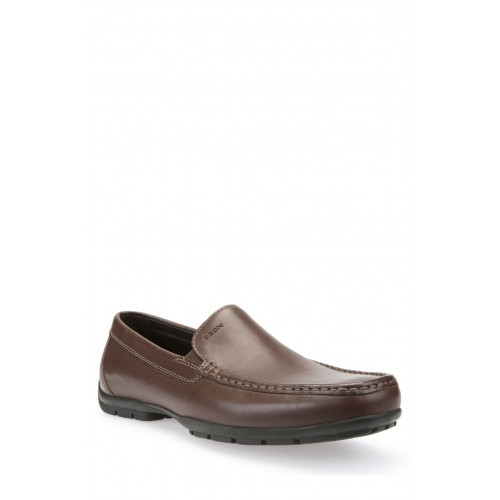 Men 'Monet' Driving Shoe LComfortable feet make you a gentleman Light Brown Leather UJXQAJH