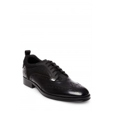 Men Portor Wingtip LComfortable feet make you a gentleman Black BVKSSRU