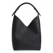 Women Build a Bag Large Leather Base Bag Comfortable and elegant Black KYSFNPZ