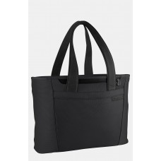 Women 'Large Baseline' Shopping Tote Comfortable and elegant Black BQUKFWU