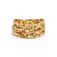 Women Bracelets Comfortable and elegant Gold IUHBUZF