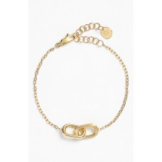 Women 'Delicati - Murano' Link Bracelet Comfortable and elegant Yellow Gold PGVUFRW