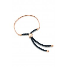 Women 'Fiji' Friendship Bracelet Comfortable and elegant Rose Gold/ Ballet Pink EHSMRGQ