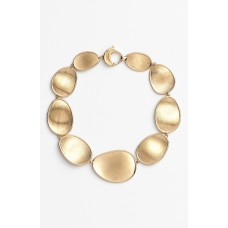Women 'Lunaria' Line Bracelet Comfortable and elegant Yellow Gold UBSWPQG