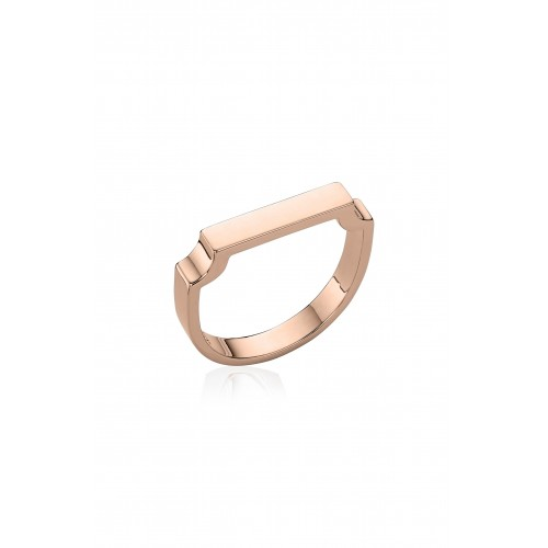 Women Signature Ring Comfortable and elegant Rose Gold CPGHYNH