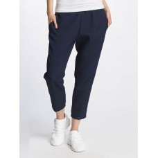 adidas originals Women Sweat Pant Vibe in blue elastic waistband ensures firm hold without slipping BQ7869 NWUVVXS