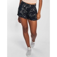 Billabong Women Short Lies And Ties in black black / white 100% viscose wide elastic waistband ensures a secure fit H3WK15BIP819 SRBWTWM