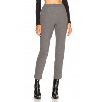 Women T by Alexander Wang     Hose aus Sommersweat Charcoal Hergestellt in Portugal ZMZKVDC