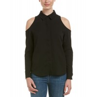 Women Few Moda Paloma Top Approximately 25in from shoulder to hem Black 451240001 RPGWKVF