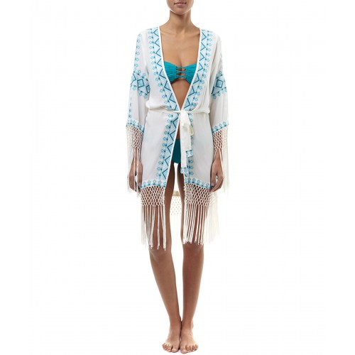 Women Melissa Odabash Dana Cover-Up Sexy and elegant NoColor 507937201 ZLDIPVQ