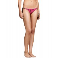 Women Vix Laos Long Tie Side Bottom Sexy and elegant Pink 458516101 MSGAJQE