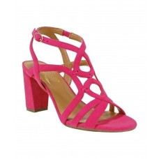 Women Aerosoles Women's Early Bird Strappy Sandal Sexy and elegant Pink Suede Style # 512157802 UNRHFDU
