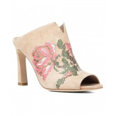 Women Donald Pliner Elora Suede Mule Sexy and elegant BLUSH Style # 478347601 ANWGBNK