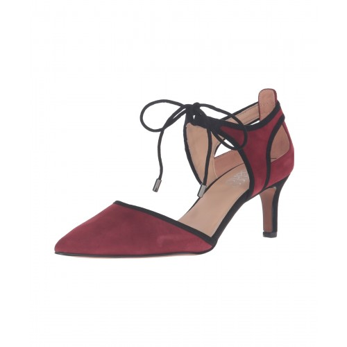 Women Franco Sarto Women's L-Darlis Dress Pump Sexy and elegant Red Style # 508900101 ODIYTTS