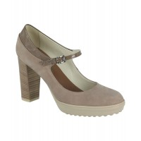 Women Tod's Suede Pump Sexy and elegant NoColor Style # 510345601 CFNFKDO
