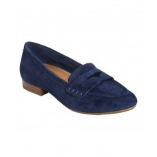 Women Aerosoles Women's Map Out Penny Loafer Sexy and elegant Navy Suede Style # 502272403 DFHMJTU