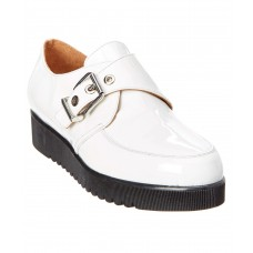 Women Aquatalia Push Waterproof Patent Sneaker Sexy and elegant White Style # 473311901 KWBJOMH