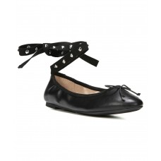 Women Circus By Sam Edelman Celyn Leather Flat Sexy and elegant Black Style # 473248701 IMLZZPP
