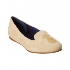 Women Jack Rogers Anice Suede Flat Sexy and elegant Sand Style # 475714201 SHZCPIC