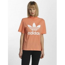 adidas originals Women T-Shirt PW HU Hiking in orange CY7517 VKMEEAQ