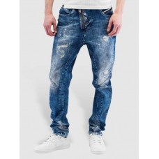 Cipo & Baxx Cipo & Baxx Men Straight Fit Jeans Assisi in blue CD175STA GJZJBLF