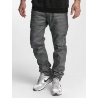 ID Denim Men Straight Fit Jeans Straight in grey Closure: concealed button strip 59096J04 GMIVLLO