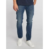 Lee Men Slim Fit Jeans Daren Regular in blue Closure: concealed button placket L706DXAG HRCLHML