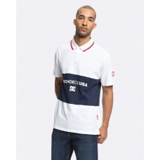DC Shoes Mens Emerson Polo Shirt An essential item in the closet DC838AA72MHF KPMPBGV