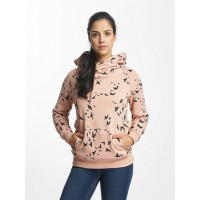 Only Women Hoodie onlJalene Dot in rose pink 65% polyester 35% cotton wide hood with drawcord 15149131MAHOROS JEMIVDH