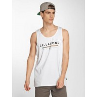 Billabong Men Tank Tops Unity in white H1SG01BIP810 ZKIWKLN