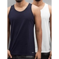 Carhartt WIP Men Tank Tops Standard A in white I02095190400 BLIZKGC