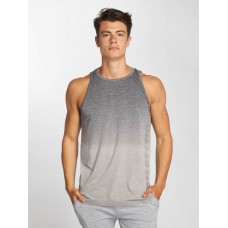 Jack & Jones Jack & Jones Men Tank Tops jcopDenver in grey Crew Neck 12135690ASP AABPRIJ