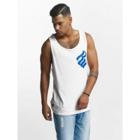 Rocawear Men Tank Tops 90th Sport in white RWTT005WHT FJIGVHU