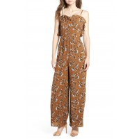 Women Melody Jumpsuit Comfortable and elegant Cocoa XKYVGET