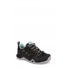 ADIDAS Women Terrex Swift R2 Gore-Tex® Hiking Shoe Black/ Black/ Ash Green WJDGCYO
