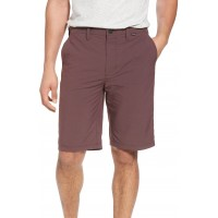 Men 'Dry Out' Dri-FIT™ Chino Shorts Perfect color comfortable cutting New Black APLOKXW