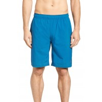 Men The Pace Performance Shorts Perfect color comfortable cutting Heather French Blue EWVFCFR