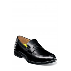 Men Midtown Penny Loafer LComfortable feet make you a gentleman Black OIWQHFO