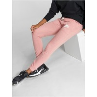Nike Women Sweat Pant Sportswear Gym in pink pink 60% cotton 40% polyester Drawstring on the outside of the elastic waistband ensures a secure fit 883731685 KJHHPFO